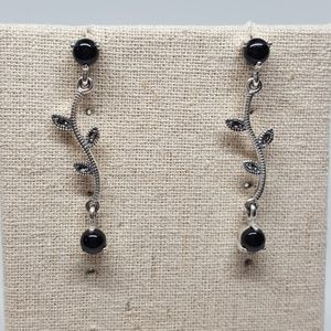Jewelry - Sterling Silver Vines Earrings